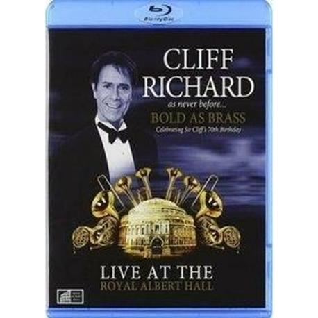 CLIFF RICHARD - BOLD AS BRASS - BLU-RAY