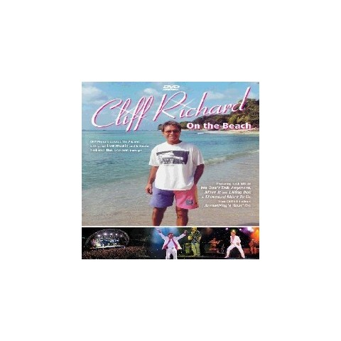 CLIFF RICHARD - ON THE BEACH - DVD