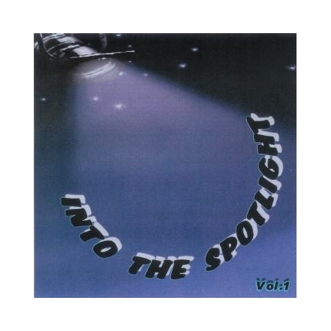 DAVE 'ROBBO' ROBINSON AND WARREN BENNETT - INTO THE SPOTLIGHT VOL.1 - Backing Track CD