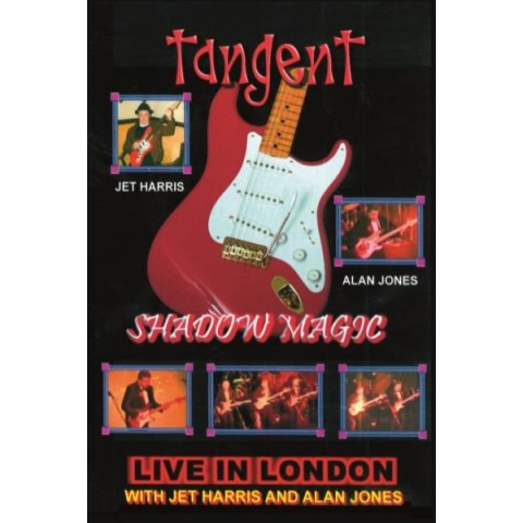 TANGENT - SHADOW MAGIC - LIVE IN LONDON -  ALAN JONES