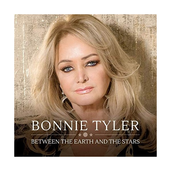 BONNIE TYLER - BETWEEN THE STARS AND THE EARTH - CLIFF DUET - CD