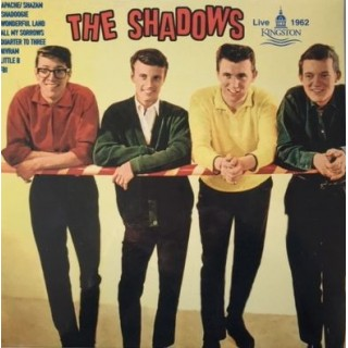 "The Shadows – Live At Kingston – 10"" LP"
