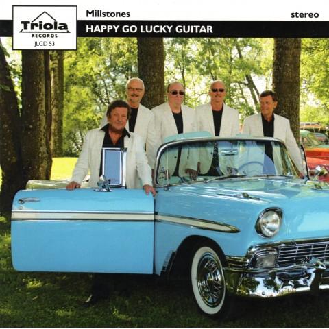 MILLSTONES - HAPPY GO LUCKY GUITAR - CD - IMPORT TRIOLA