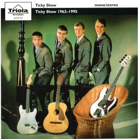 TICKY SHOW 1962 1995 - CD IMPORT - TRIOLA