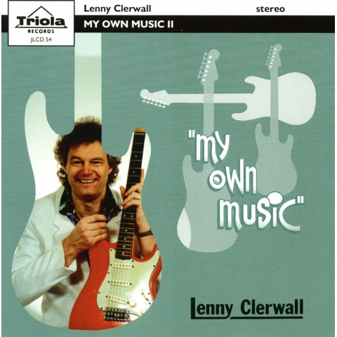 LENNY (LENNART) CLERWALL - MY OWN MUSIC II - CD IMPORT TRIOLA