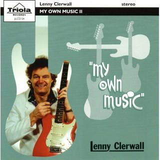 LENNY (LENNART) CLERWALL - MY OWN MUSIC - CD IMPORT TRIOLA