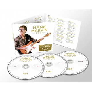 HANK MARVIN - GOLD - 3CD SET