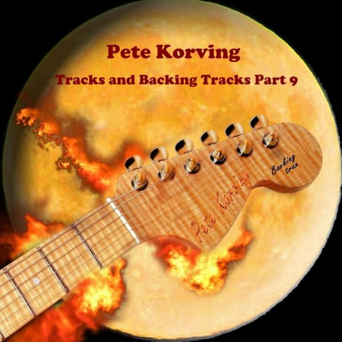 PETE KORVING - BACKING TRACK VOLUME 9 - IMPORT CD