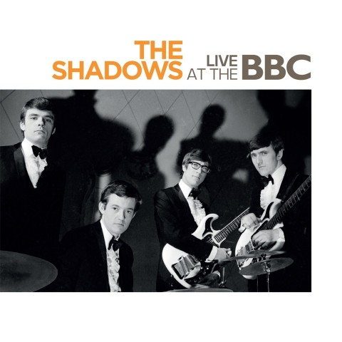 THE SHADOWS - LIVE AT THE BBC - CORRECTED VERSION! - CD