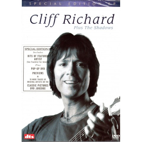CLIFF RICHARD - SPECIAL - PLUS THE SHADOWS - DVD