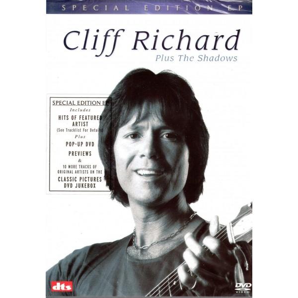 DVD - CLIFF RICHARD PLUS THE SHADOWS