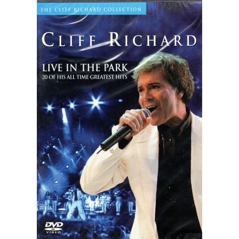 CLIFF RICHARD - LIVE IN THE PARK - DVD