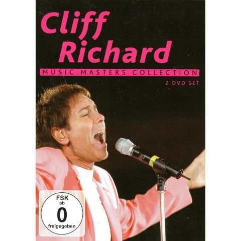 CLIFF RICHARD - MUSIC MASTER - IMPORT 2 DVD