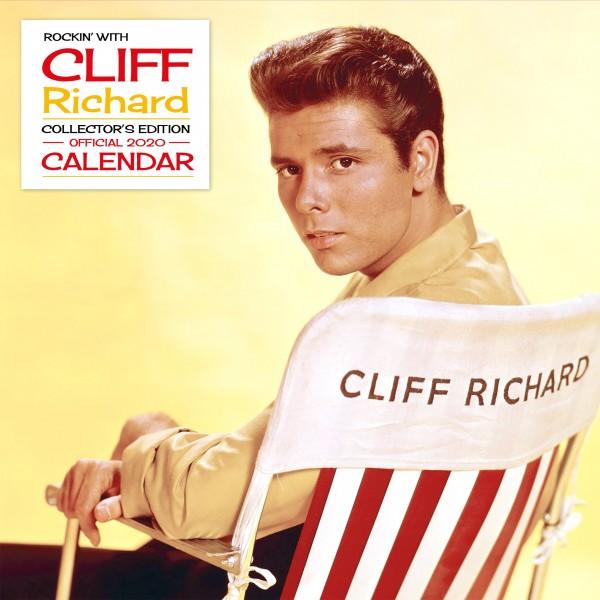 CLIFF RICHARD - COLLECTORS CALENDAR 2020