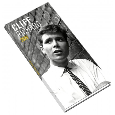 CLIFF RICHARD - SLIMLINE DIARY 2020
