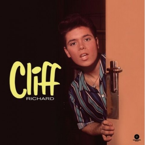 CLIFF RICHARD - CLIFF - IMPORT VINYL LP - TWO BONUS TRACKS