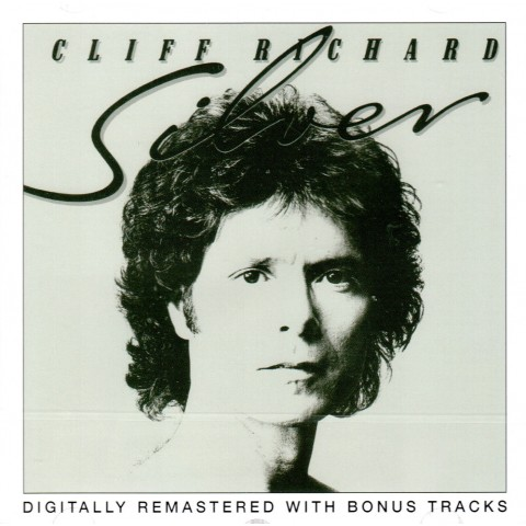 "CLIFF RICHARD   ""SILVER""   CD"
