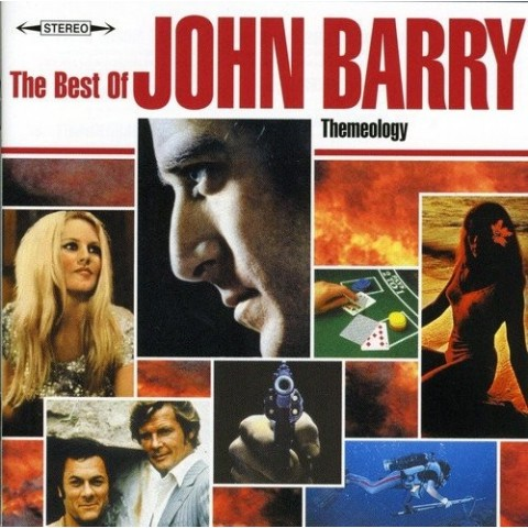 JOHN BARRY - THEMEOLOGY - BEST OF - CD
