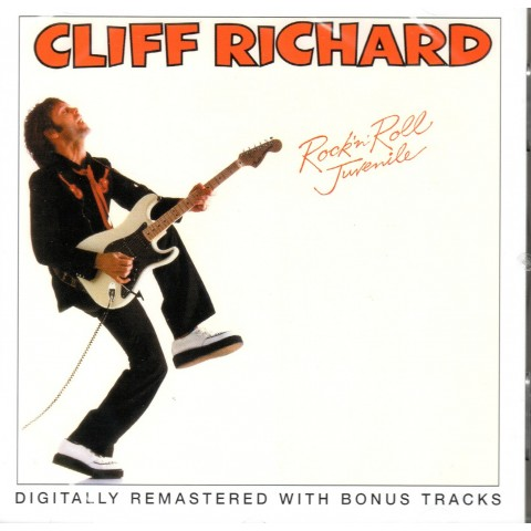 CLIFF RICHARD - ROCK 'N' ROLL JUVENILE - CD