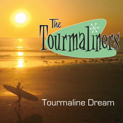 THE TOURMALINERS - TOURMALINE DREAM - CD