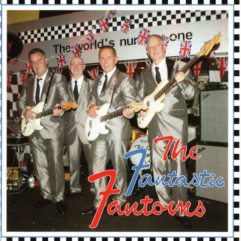 THE FANTOMS - FANTASTIC FANTOMS - CD