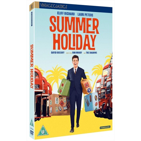 DVD - SUMMER HOLIDAY - RHYTHM & GREENS - DVD