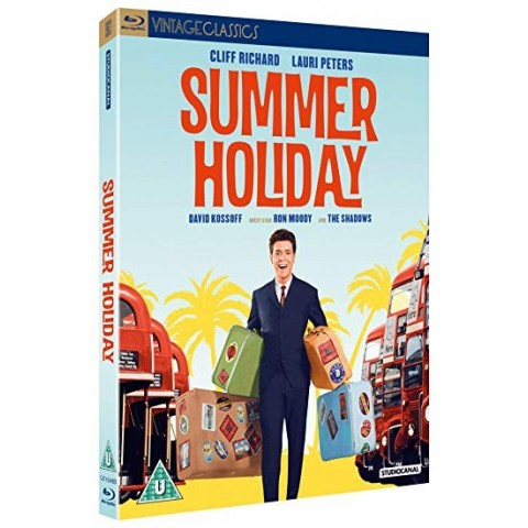 SUMMER HOLIDAY - RHYTHM N GREENS - BLURAY
