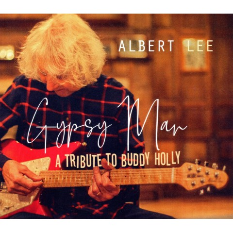 ALBERT LEE - GYPSY MAN - TRIBUTE TO BUDDY HOLLY - CD