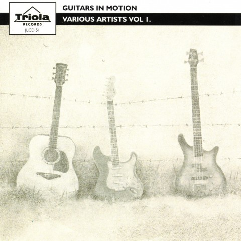 GUITARS IN MOTION VOL 1 - TRIOLA - IMPORT CD
