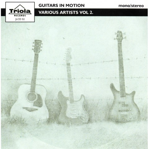 GUITARS IN MOTION VOL 2 - TRIOLA IMPORT CD