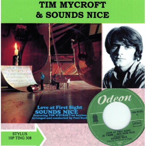 TIM MYCROFT & SOUNDS NICE - CD - STYLUS