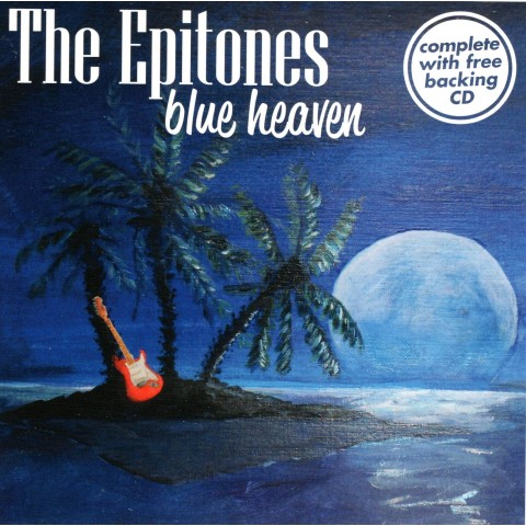 THE EPITONES - BLUE HEAVEN - BACKING TRACK 2CD -