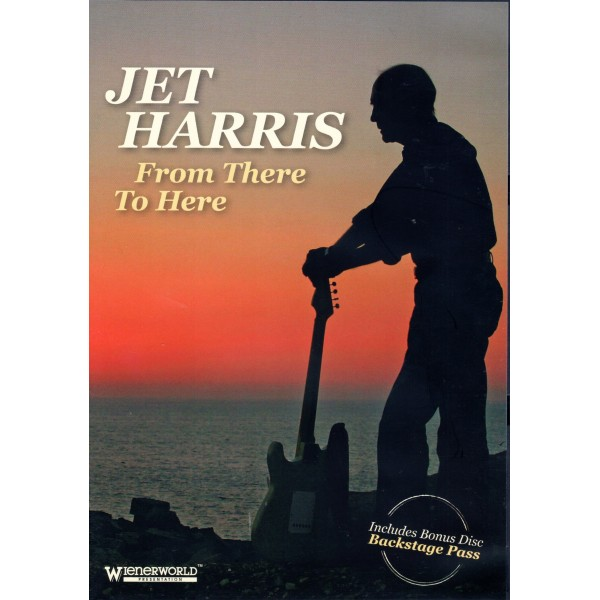 JET HARRIS - FROM THERE TO HERE - DVD