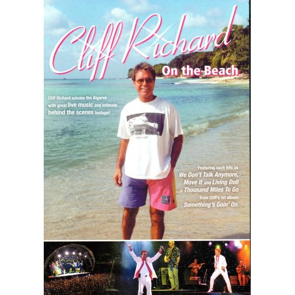 VIDEO - CLIFF RICHARD - ON THE BEACH