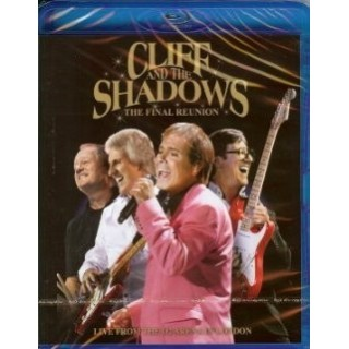 BLURAY - CLIFF RICHARD AND THE SHADOWS - THE FINAL REUNION