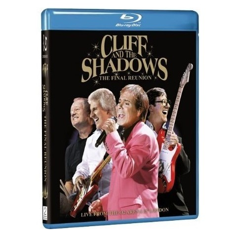 CLIFF RICHARD & THE SHADOWS - THE FINAL REUNION - BLU-RAY