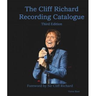 CLIFF RICHARD - COMPLETE RECORDING CATALOGUE - BOOK