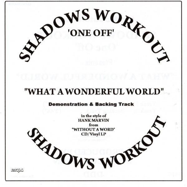 IAN MCCUTCHEON - WHAT A WONDERFUL WORLD - 2 TRACK BACKING TRACK - CD
