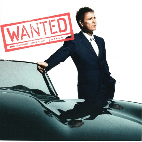 CLIFF RICHARD - WANTED -    EUROPEAN ISSUE - CD