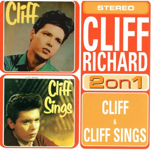CLIFF RICHARD - CLIFF / CLIFF SINGS - 2 On 1 - CD