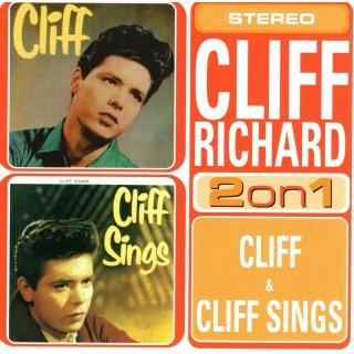 CLIFF RICHARD - CLIFF/CLIFF SINGS