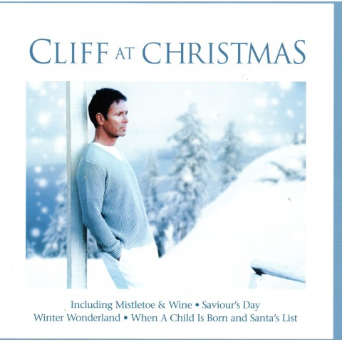 CLIFF RICHARD - CLIFF AT CHRISTMAS - CD