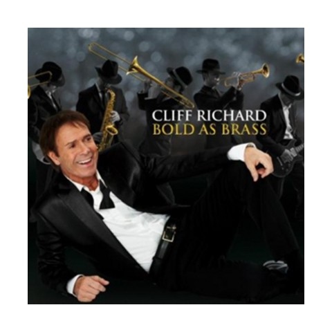 CLIFF RICHARD - 'BOLD AS BRASS' - CD
