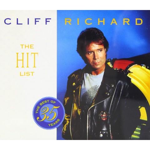CLIFF RICHARD - THE HIT LIST - 2 CD