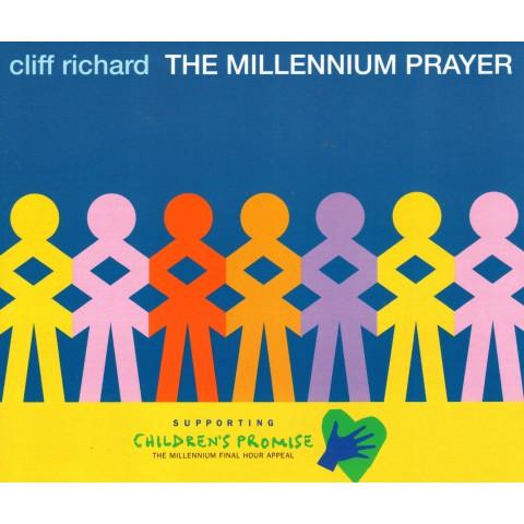 CLIFF RICHARD - MILLENNIUM PRAYER - CD SINGLE