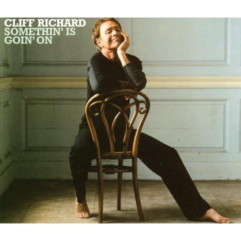 CLIFF RICHARD - SOMETHING'S GOING ON - CD SINGLE