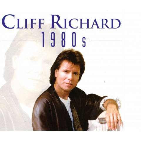 CLIFF IN THE 80's - CD