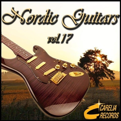 NORDIC GUITARS VOLUME 17 - VARIOUS ARTISTS - IMPORT CD
