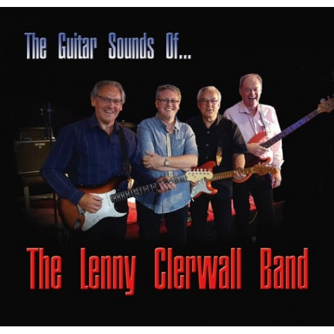 THE LENNY CLERWALL BAND - GUITAR SOUNDS OF.. - IMPORT CD