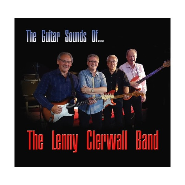 THE LENNY CLERWALL BAND - GUITAR SOUNDS OF - IMPORT CD